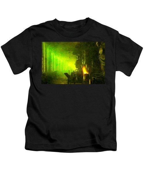 Roundhouse Morning Kids T-Shirt