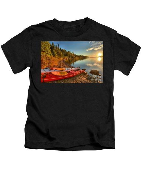 Royale Sunrise Kids T-Shirt