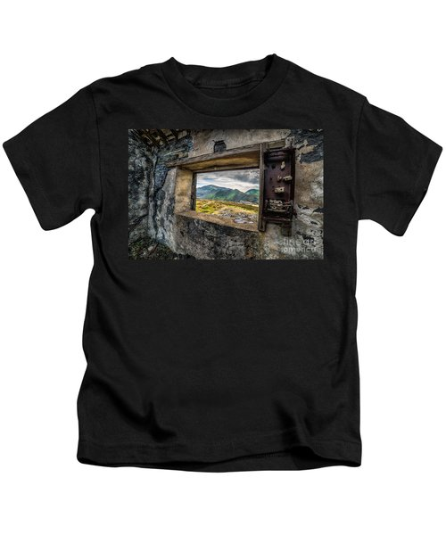 Ruin With A View  Kids T-Shirt