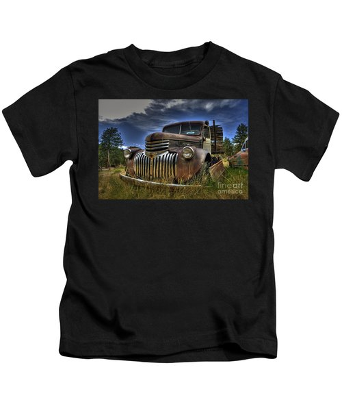 Rusty Relic Kids T-Shirt