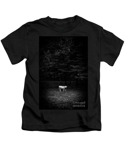 Sacred Cow Open Edition Kids T-Shirt
