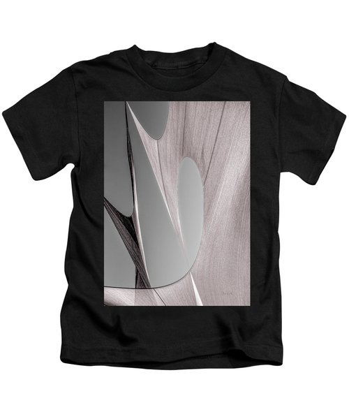 Sailcloth Abstract Number 2 Kids T-Shirt