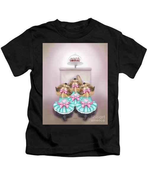 Saint Cupcakes Kids T-Shirt