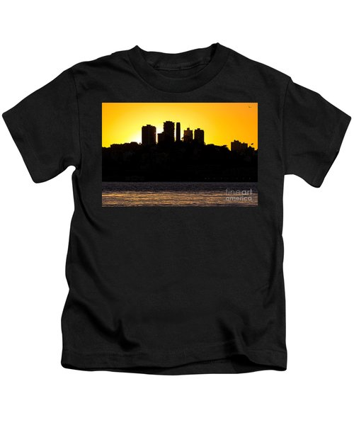 San Francisco Silhouette Kids T-Shirt