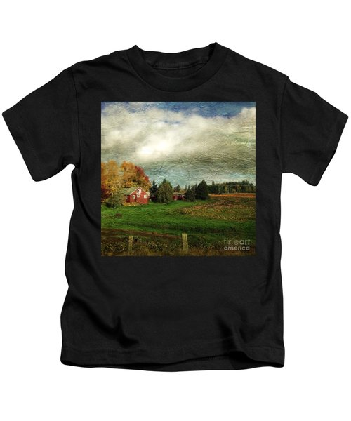 Sauvie Island Farm Kids T-Shirt