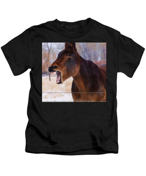 Say Ahhhh Kids T-Shirt