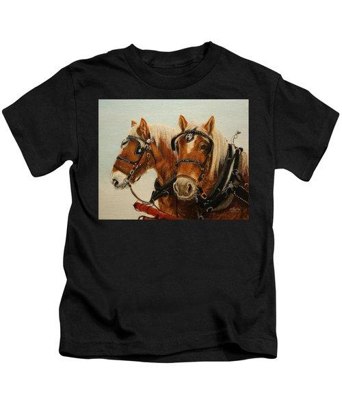 Say What? Kids T-Shirt