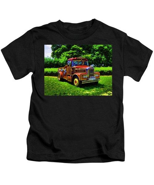 Scammell Highwayman - Color Kids T-Shirt