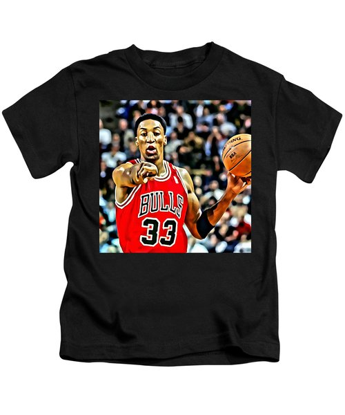 Scottie Pippen Kids T-Shirt