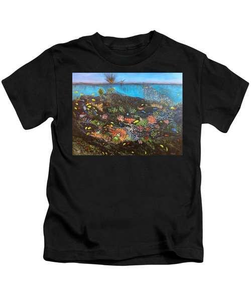 Sea Assault Kids T-Shirt