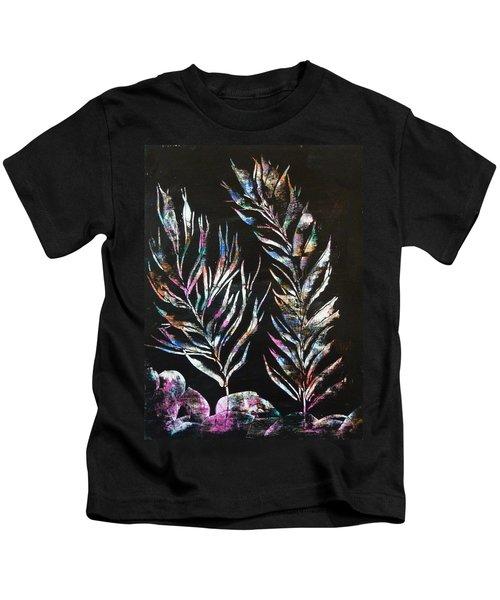 Sea Ferns Kids T-Shirt