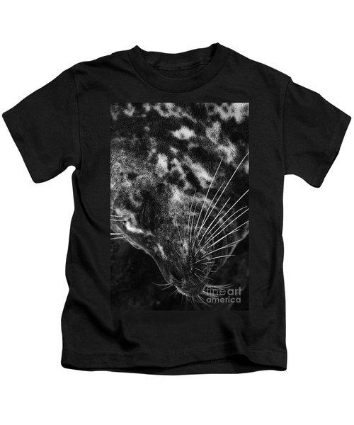 Seal Solitude Kids T-Shirt