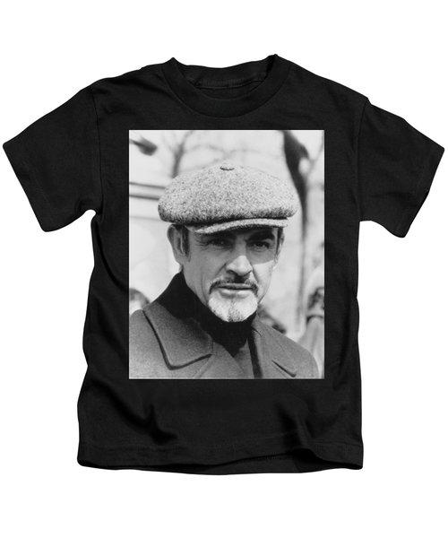 Sean Connery Kids T-Shirt