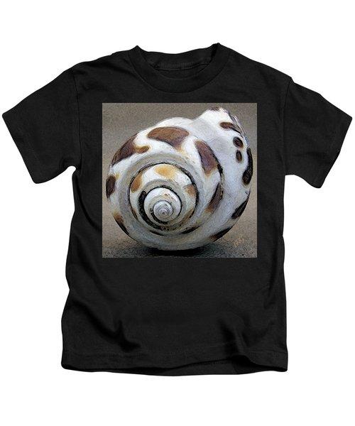 Seashells Spectacular No 2 Kids T-Shirt