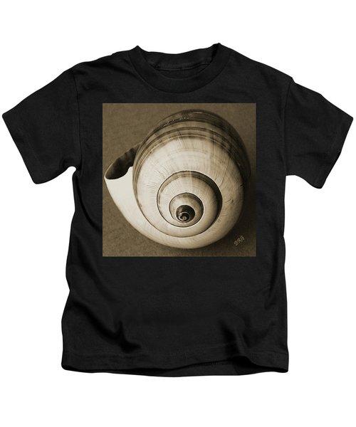 Seashells Spectacular No 25 Kids T-Shirt