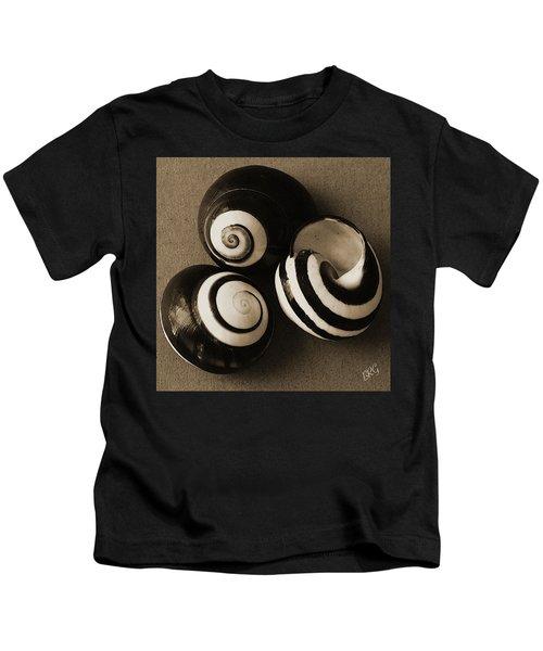 Seashells Spectacular No 27 Kids T-Shirt