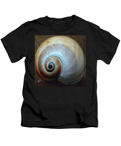Seashells Spectacular No 36 Kids T-Shirt