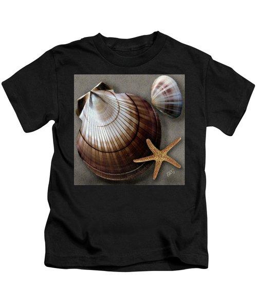 Seashells Spectacular No 38 Kids T-Shirt