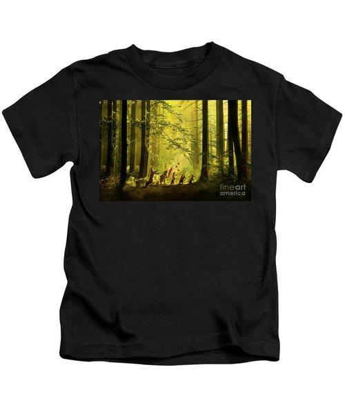 Secret Parade Kids T-Shirt