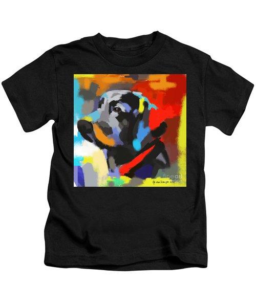 Dog Sem Kids T-Shirt