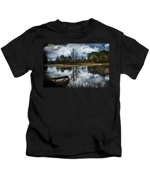 Seney And The Rowboat Kids T-Shirt
