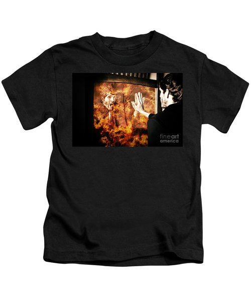 Senses Fail The Lost Touch Of Humanity Kids T-Shirt