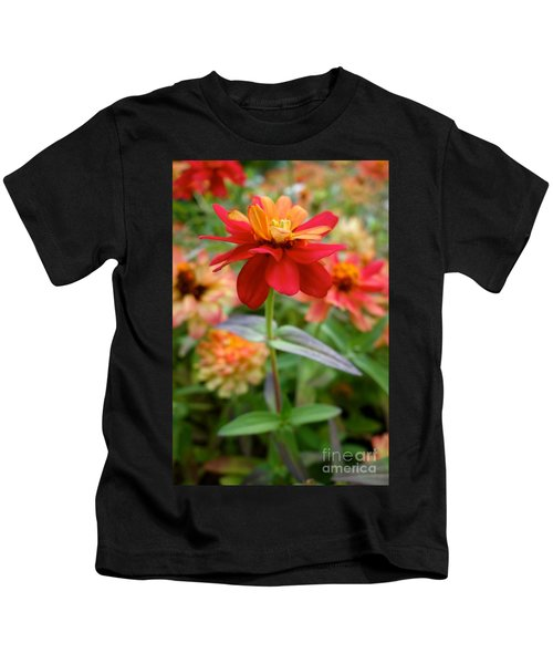 Serenity In Red Kids T-Shirt