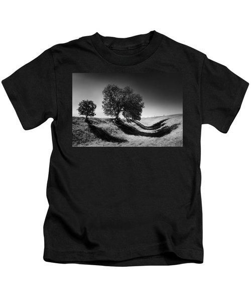 Shadow Time Kids T-Shirt