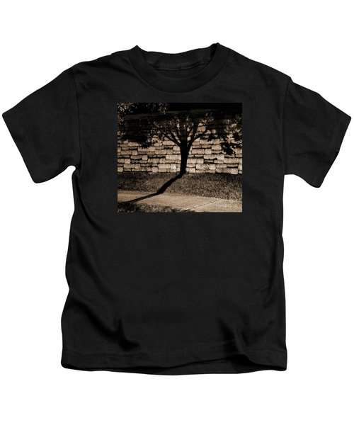 Shadow Tree Kids T-Shirt