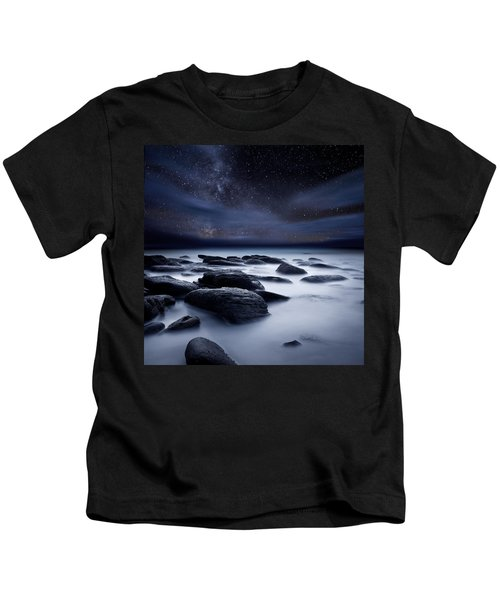 Shadows Of The Night Kids T-Shirt