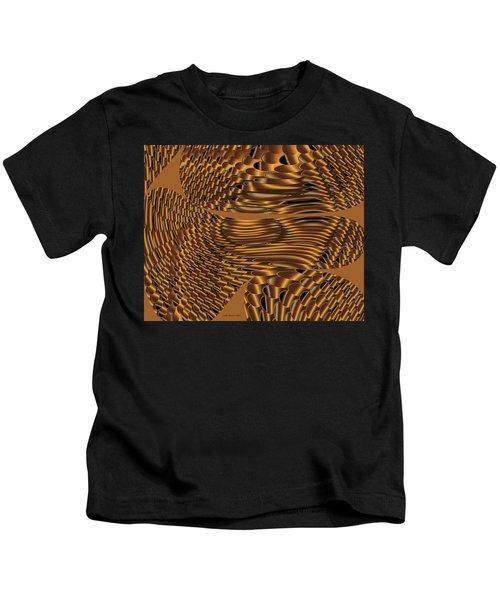 Shifting Shoals Kids T-Shirt