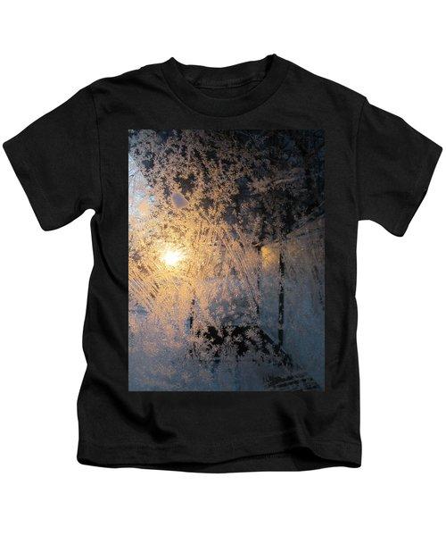 Shines Through And Illuminates The Day Kids T-Shirt