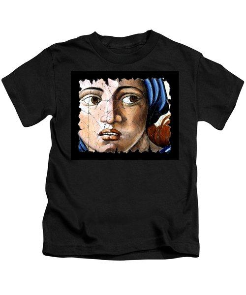 Sibyl Of Delphi Kids T-Shirt