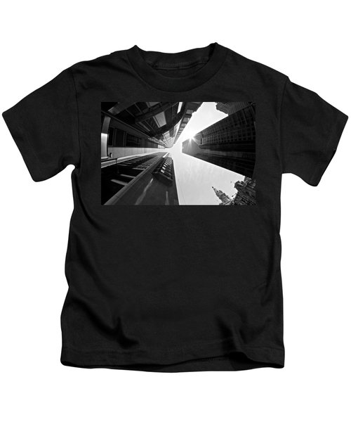 Sign In The Sky Kids T-Shirt