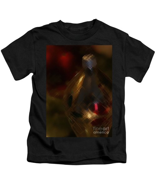 Silver And Gold Kids T-Shirt