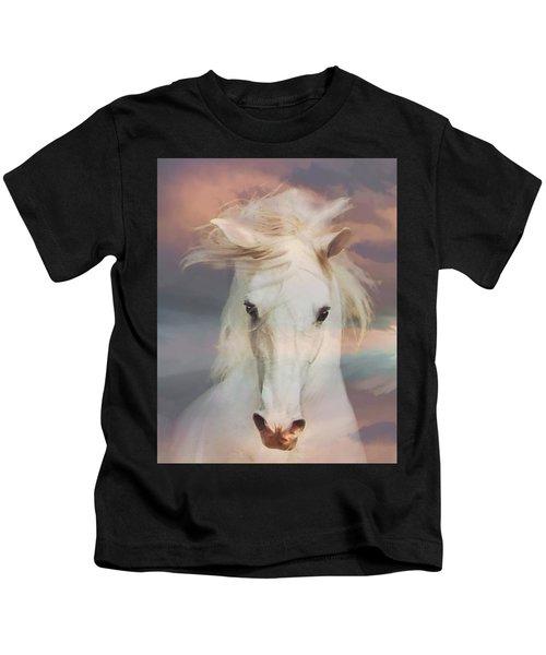 Silver Boy Kids T-Shirt