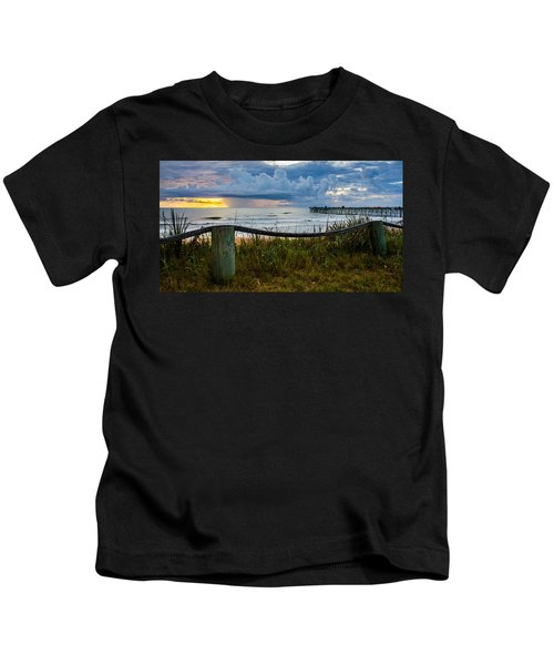 Simple Flager Kids T-Shirt