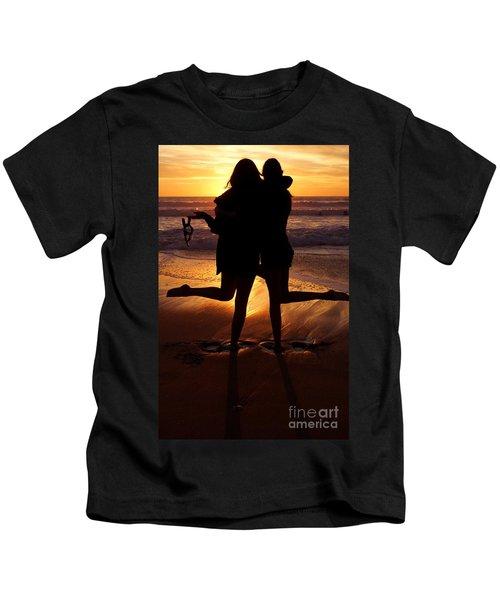 Sister Sunset Kids T-Shirt
