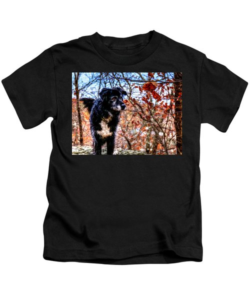Sky Looking Kids T-Shirt