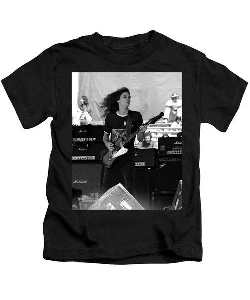 Skynyrd #24 Crop 2 Kids T-Shirt