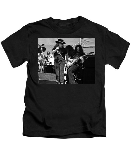 Skynyrd #26 Crop 2 Kids T-Shirt