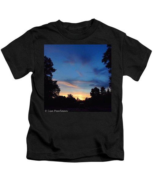 #skyporn #insta_pick_skyart Kids T-Shirt