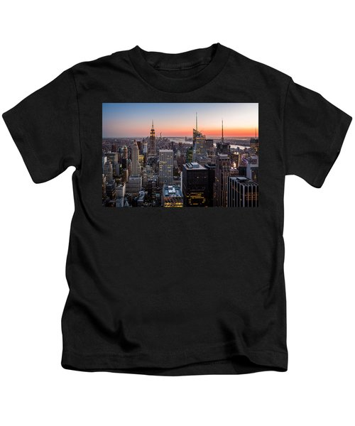 Skyscrapers Kids T-Shirt