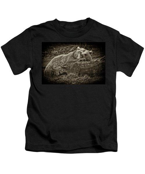 Sleepy Bear Kids T-Shirt