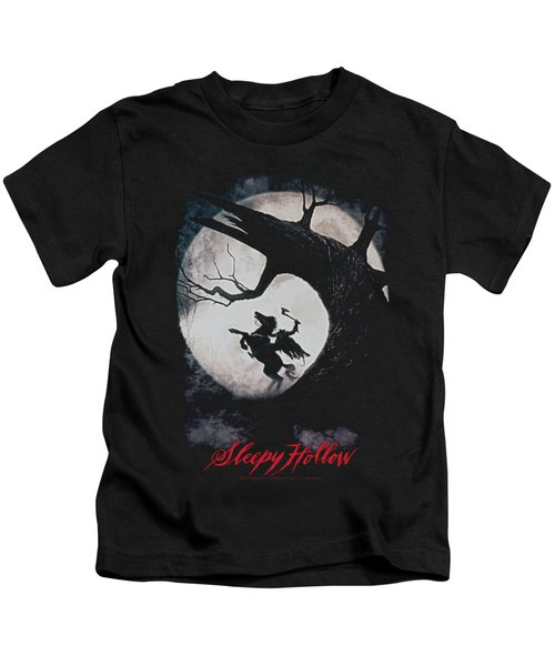 Sleepy Hollow - Poster Kids T-Shirt