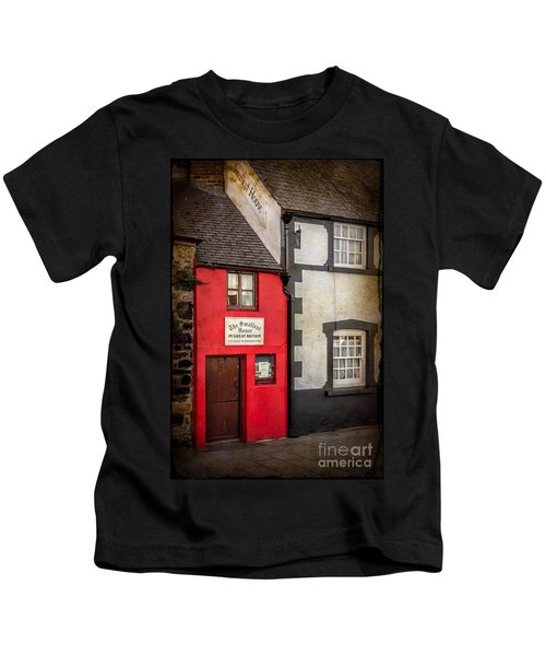 Smallest House Kids T-Shirt