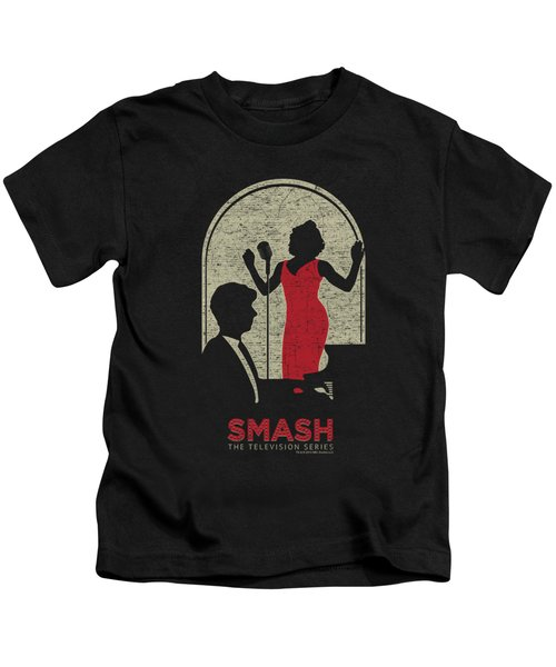 Smash - Stage Kids T-Shirt by Brand A