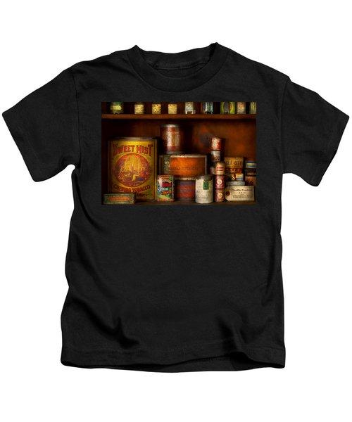 Smoker - Tobacco Snuff And Stuff Kids T-Shirt