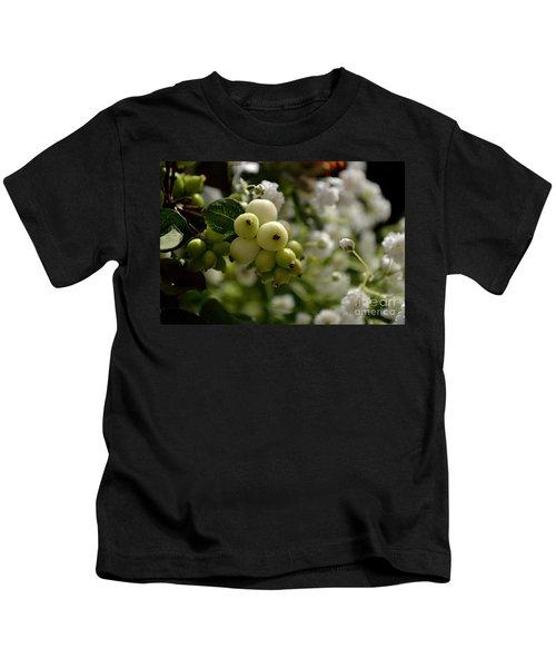 Snowberries Kids T-Shirt