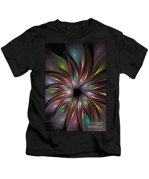 Soft Colors Of The Rainbow Kids T-Shirt